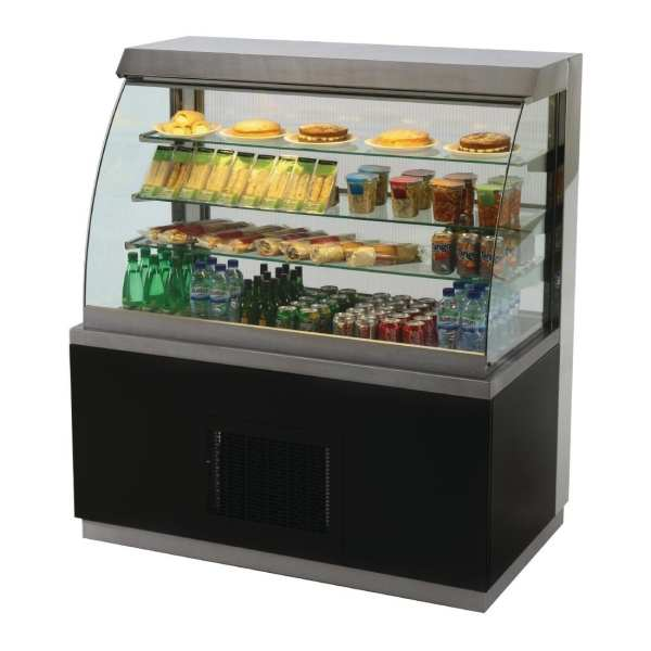 Victor Optimax Refrigerated Display Unit Assisted Service - 1300mm (Direct)-0