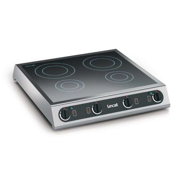 Lincat Lynx 400 Four Zone Table Top Induction Hob (Direct)-0