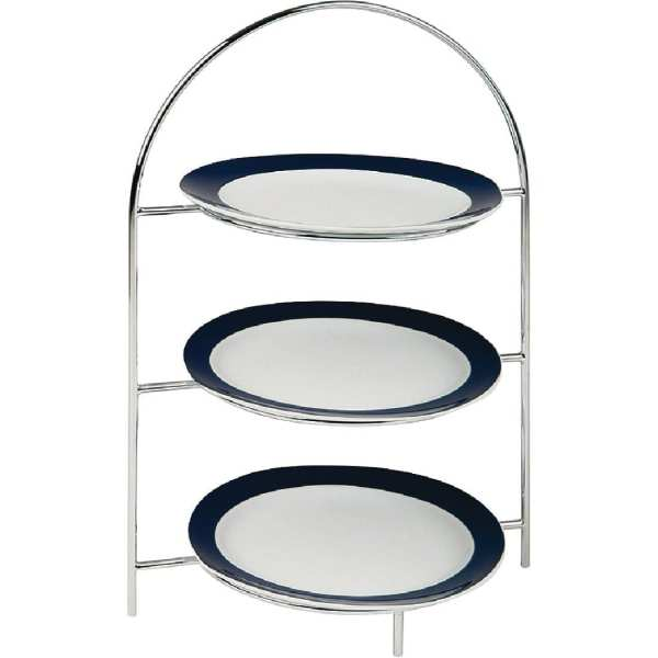 """APS Plate Stand for 3x10"""" Plates 440mm(h) (B2B)-0"""