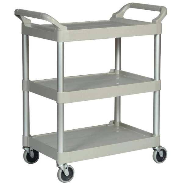 Rubbermaid Utility Cart - Off White-0