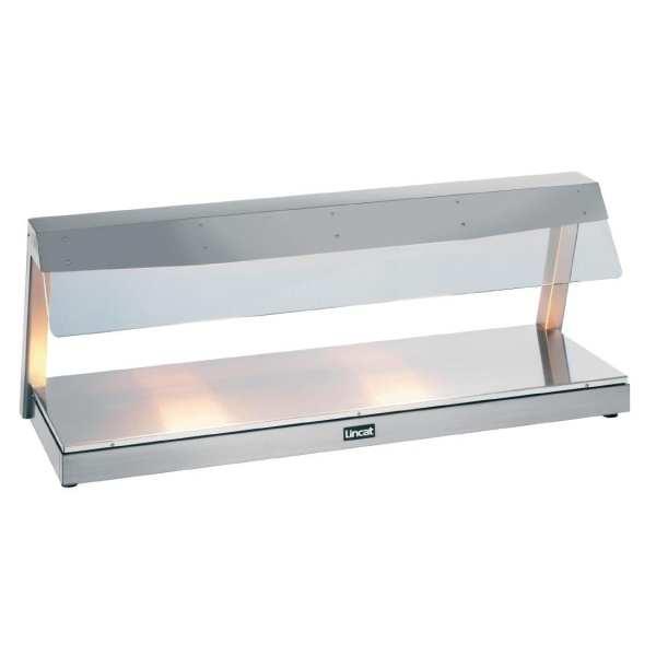 Lincat Seal 2 Lamp Display Unit LD4 - 562Hx1470Wx538D (Direct)-0