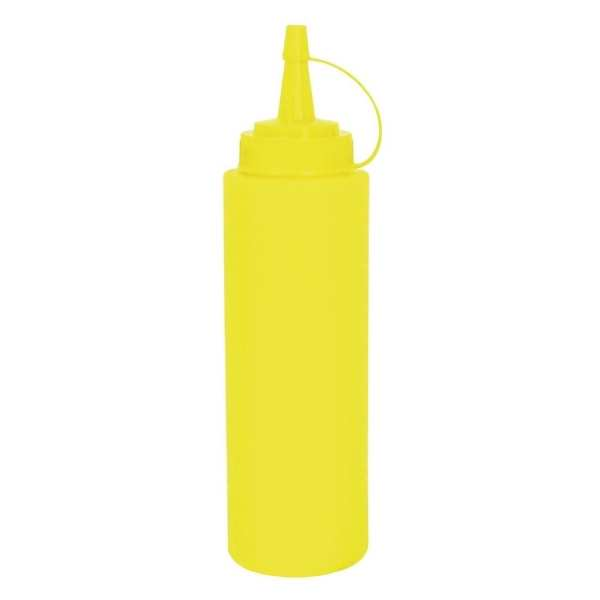 Vogue Squeeze Bottle Yellow - 24oz-0