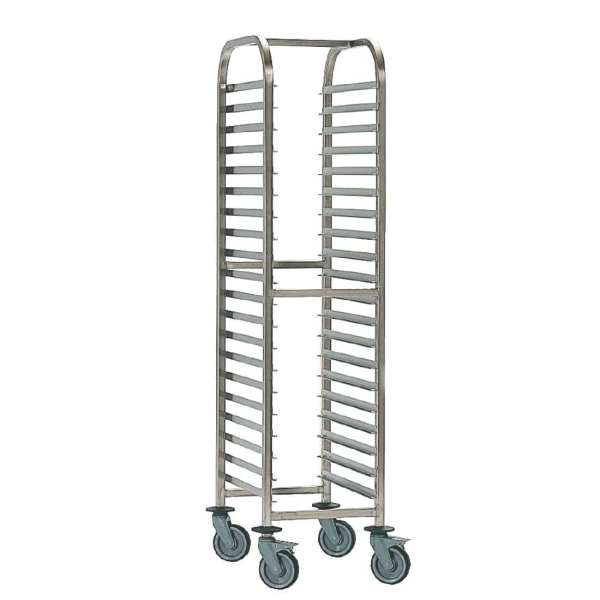Bourgeat Racking Trolley GN - 1/1 20 Levels (Direct)-0