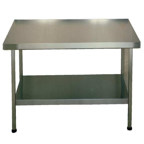Sissons Centre Table St/St - 1500x650mm (Direct)-0
