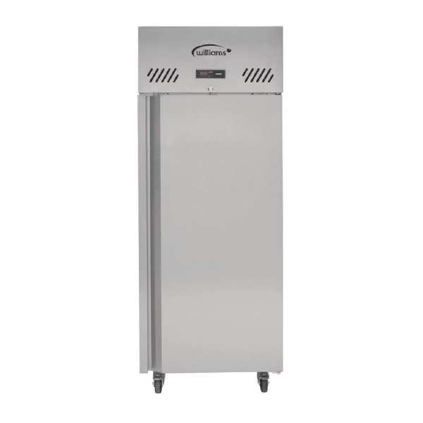 Williams Jade 1 Door 620Ltr Cabinet Freezer R404a (St/St Ext/Alu Int) (Direct)-0