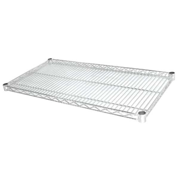 Vogue Wire Shelves - 457x915mm Incl 8 Pairs of Clips (Pack 2)-0