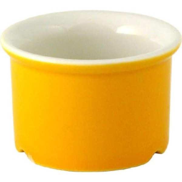 Snack Attack Yellow Dipper Pot 1.5oz (Box 24) (Direct)-0