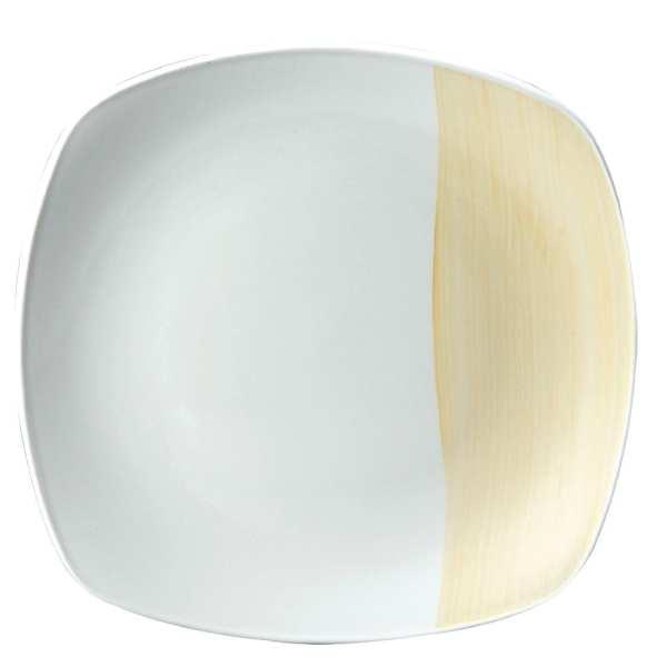 "Sahara Sol Square Plate 10"" (Box 12) (Direct)-0"
