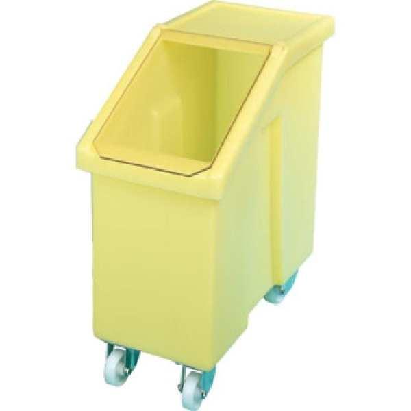 Ingredient Bin Yellow - 65Ltr (Direct)-0