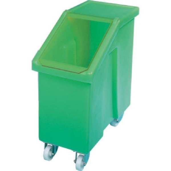 Ingredient Bin Green - 90Ltr (Direct)-0