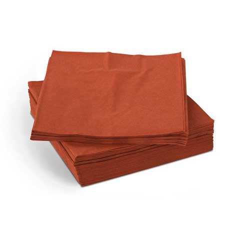 Napkins Terracotta 33cm 2ply - Box 2000 -0