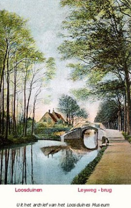 De Leyweg brug bij de Haagweg