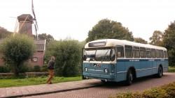 WSM, bussen door het Westland, dag van de opening