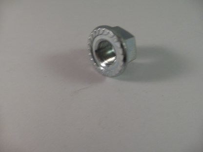 """Flanged Axle Nut 38""""x26tpi"""