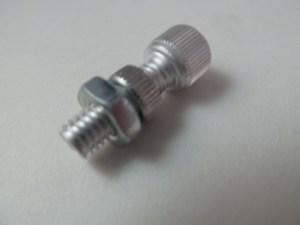 Dia Compe Adjusting Barrel & Nut, 17mm