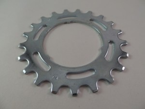"""Maillard 700 Freewheel """"MA"""" 5 6 and 7 speed 21T Cog with spacer"""