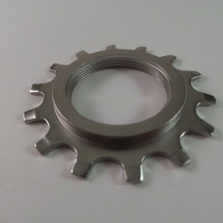 Cassette 14T Uniglide Cog Threaded 1st pos, Pre-HG Dura Ace 6 sp