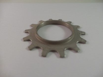 Cassette 14T Uniglide Cog Threaded (1st pos) 600 EX, Silver 7 sp