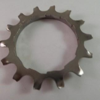 14T Uniglide Freewheel Cog wSpacer fits Dura Ace 6 speed