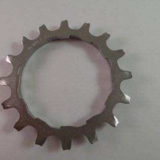 16T Uniglide Freewheel Cog wSpacer fits Dura Ace 7 speed