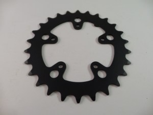 Shimano 26T Exage M520 Aluminum Chainring 74mm BCD