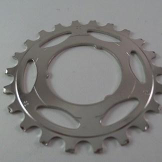 Sachs Aris 22T Small Spline, 3 notch Freewheel Cog