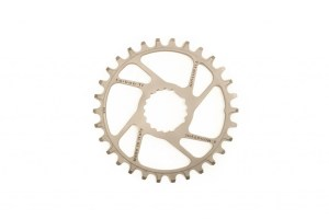 Carbon Ti Full Titanium 34t Hollowgram Wide/Narrow Chainring
