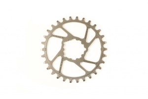 Carbon Ti Full Titanium 30T TruVativ Wide/Narrow Chainring