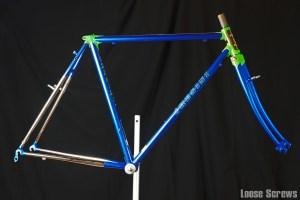 Chesini Grand Tour Lugged Steel Frame & Fork