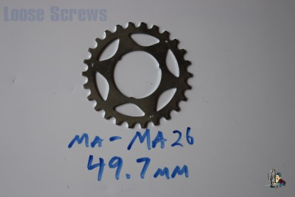 "Maillard 700 Freewheel ""MA"" 5 6 and 7 speed 26T Cog"