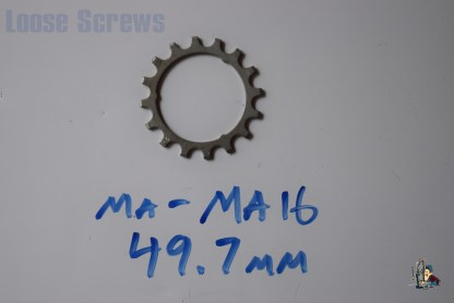 "Maillard 700 Freewheel ""MA"" 5 6 and 7 speed 16T Cog"