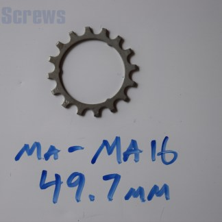 "Maillard 700 Freewheel ""MA"" 5 6 and 7 speed 16T Cog"