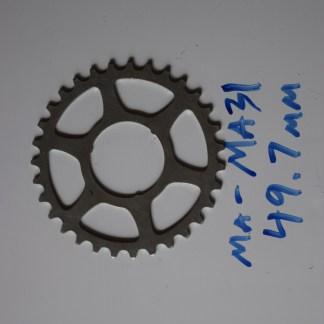"Maillard 700 Freewheel ""MA"" 5 6 and 7 speed 31T Cog"
