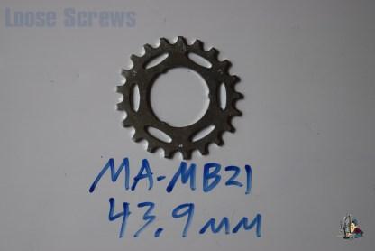 Maillard 700 Freewheel MB 5 6 and 7 speed 21T Cog