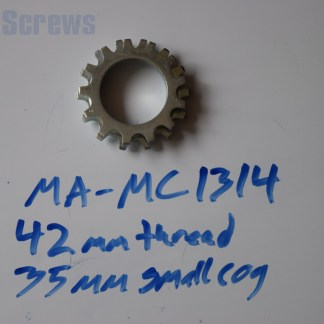 Maillard 700 Course Freewheel MC 7 speed 13T & 14T threaded Cog