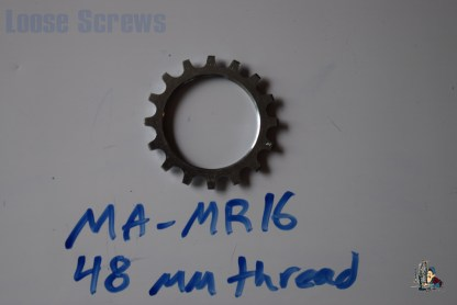 Maillard 700 Freewheel MR 6 and 7 speed 16T threaded Cog