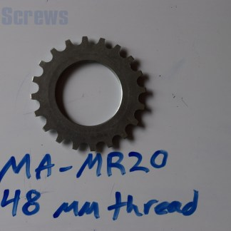"Maillard 700 Freewheel ""MR"" 6 and 7 speed 20T threaded Cog"