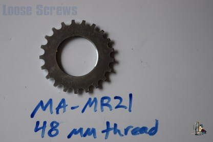 "Maillard 700 Freewheel ""MR"" 6 and 7 speed 21T threaded Cog"