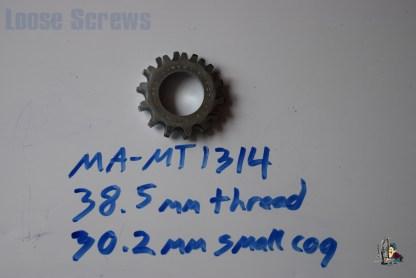 Maillard 700 Freewheel MT 7 speed 13T & 14T threaded Cog