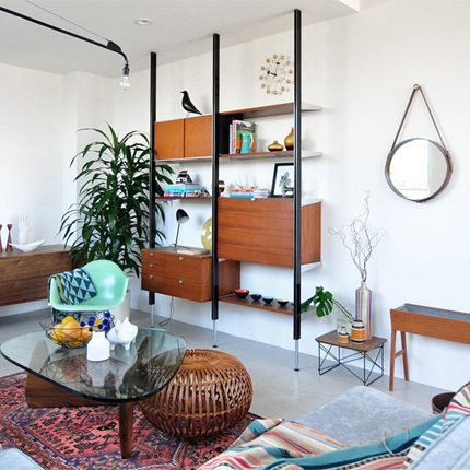 Retro Inrichting Huis.Interieurstijlen Loos Vintage Furniture