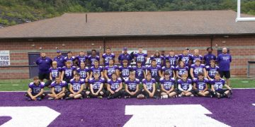 The 2021 River View Raiders (Photo Courtesy of Gary Dove)