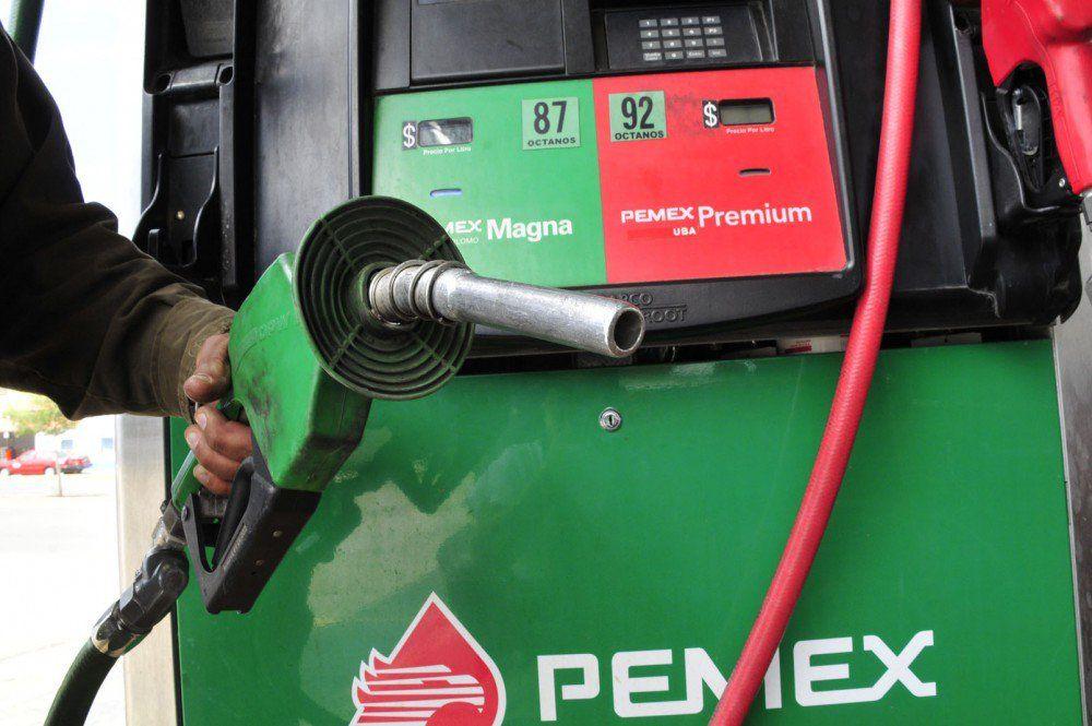 Gasolinera Pemex