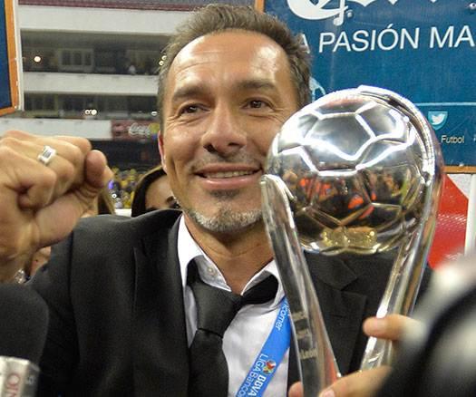 Matosas ha sido muy exitoso en su carrera como técnico. Foto de ESTO