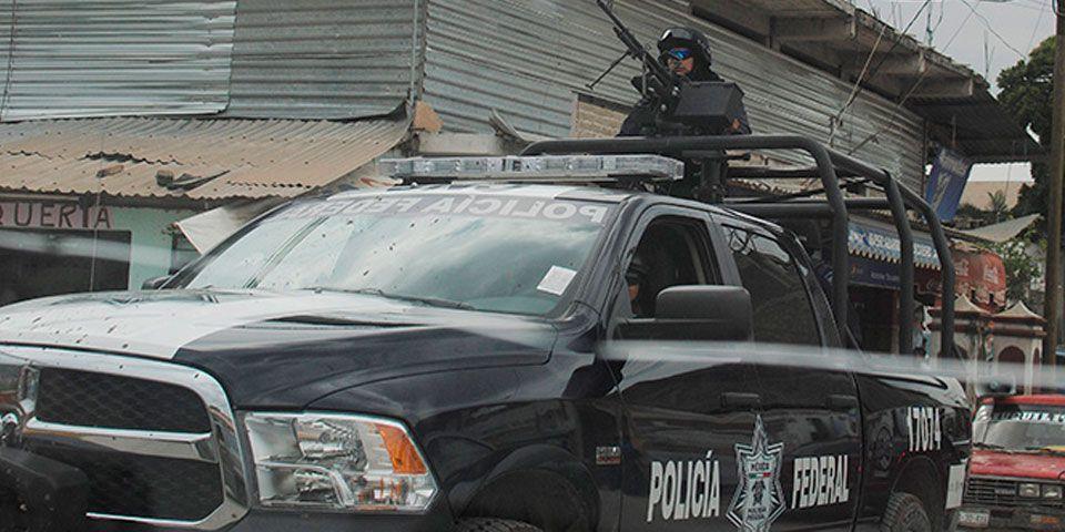 """La Policía Federal detuvo al suego de """"El Z-42"""". Foto de Cuartoscuro"""