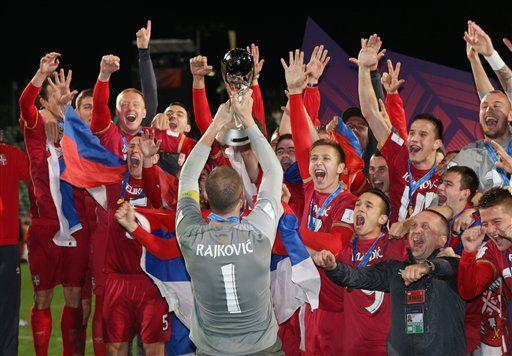Rajkovic fue la figura de su equipo. Foto de AP