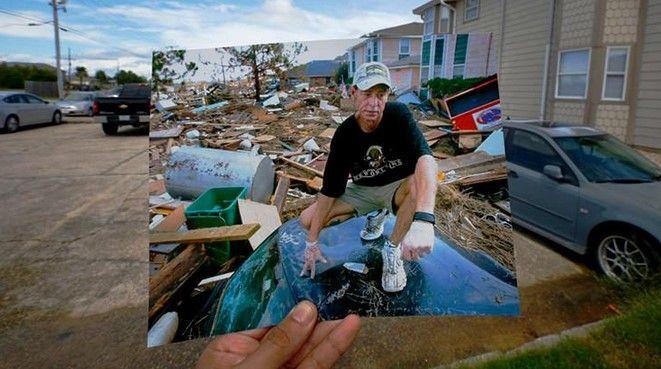 Nueva Orleans después de Katrina. Foto tomada de RT