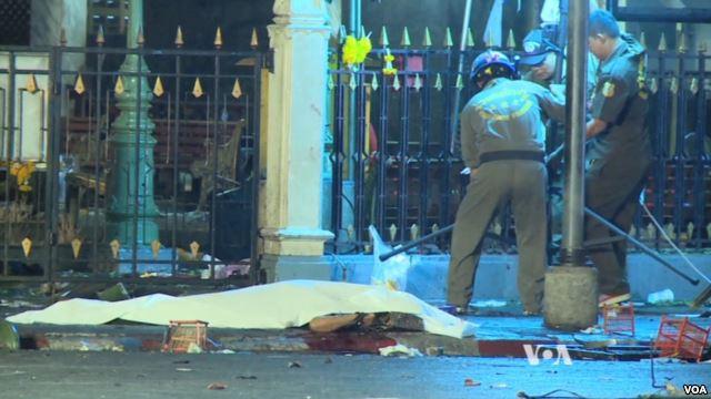 Se desconoce si los dos atentados están relacionados. Foto de VOA.