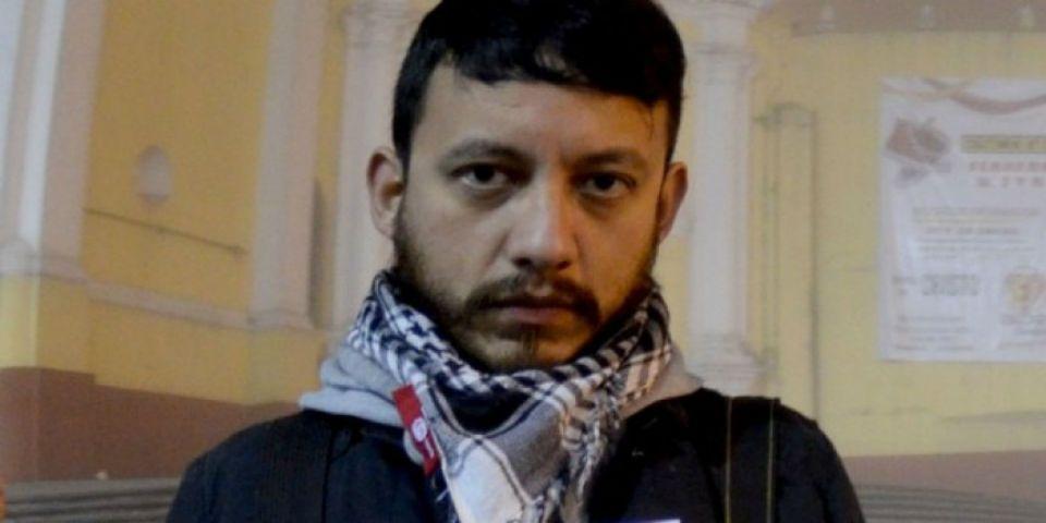 Sostuvo que en Veracruz 15 periodistas han sido asesinados en 10 años. Foto de Sopitas.