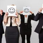 Il lavoro di essere felici