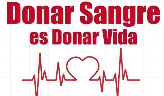 Este martes 11 de Abril, donación sanguínea